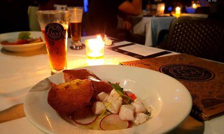 """¡La Beer Dinner """"Andy Cooks"""" en Cadejo!"""