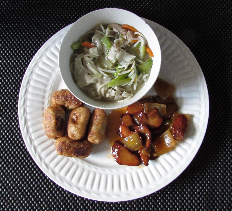 Mr. R prepara la cena … Restaurante Celeste Imperio