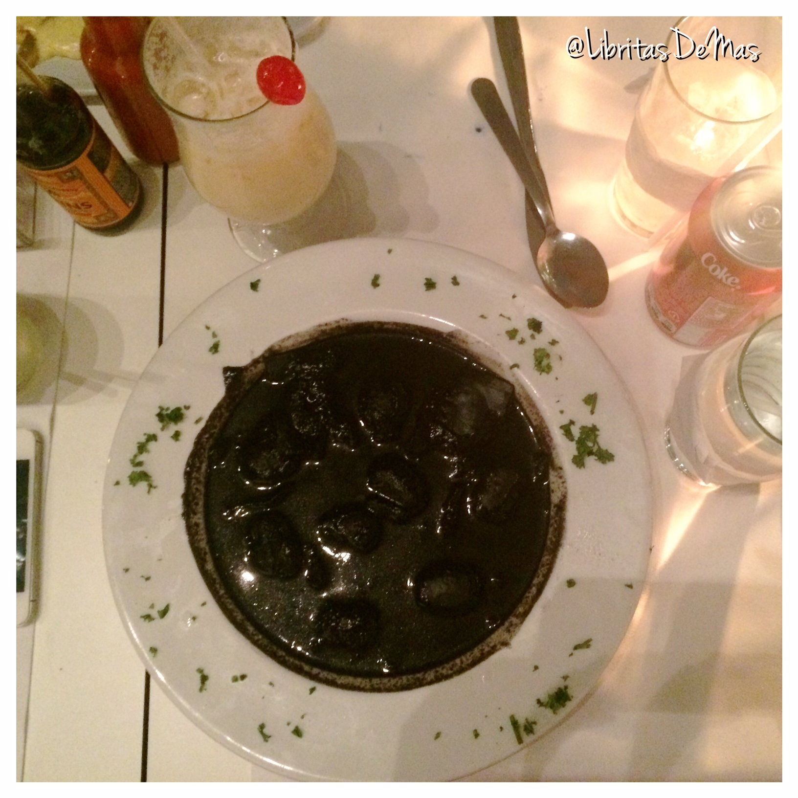 #BlackerThanBlack – La Ola Beto´s Avante … #FoodReview