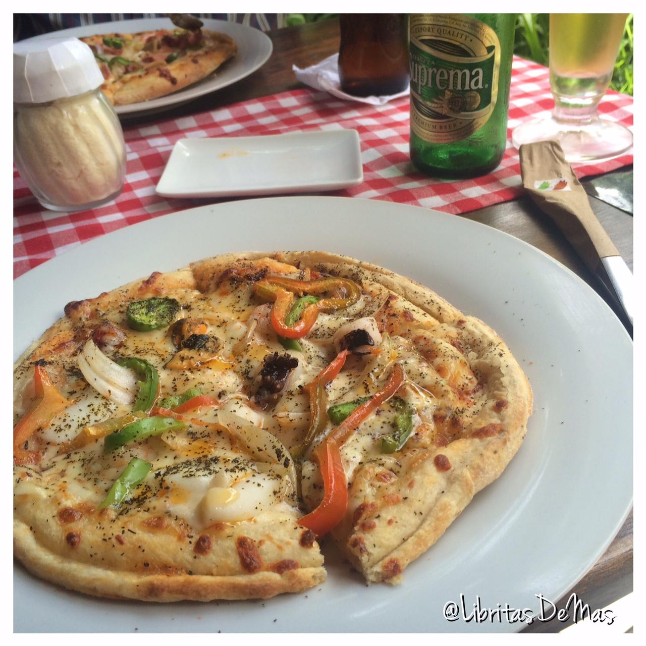 Vitto´s Pizza Lounge & Ristorante #FoodReview