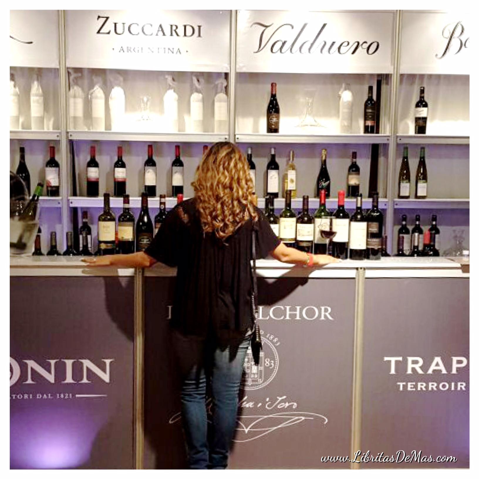 ———– Mis Top 5 Vinos Favoritos ———–  Feria de Vinos 2015 by Diprisa