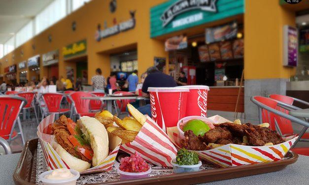 Una buena opción si te toca almorzar en el Food Court de Multi – La Cocina Latina