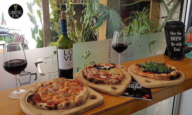 Pizza Nostra – Il mio amore per la pizza è eterno