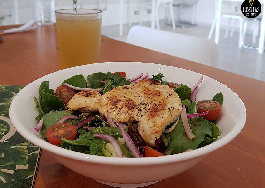 Santé, comiendo saludable. #LibritasDeMenos