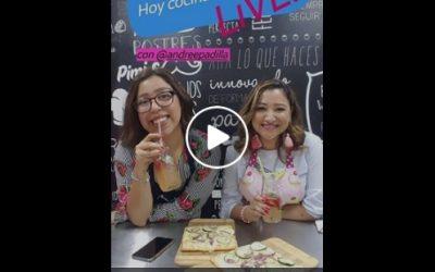 LIVE – con Andrea Padilla y Dilcia Granados en PIMI